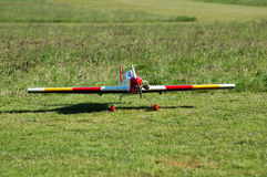 Flugzeugradiobaumuster Lizenzfreie Stockfotografie