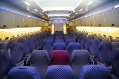 Flugzeugsalon Stockfotos