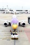 Flugzeugservice Lizenzfreie Stockfotos