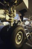 Flugzeugwartung Melbourne Australien lizenzfreie stockfotografie
