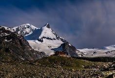 Fluhalp, Zermatt, Switzerland royalty free stock photos