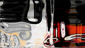 Fluid Abstraction 0247 Royalty Free Stock Photo