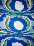 Fluid akrylowy obraz stock