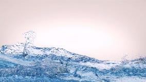 fluide 3D réaliste illustration libre de droits