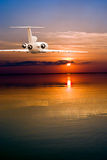 fluing ήλιος Στοκ εικόνα με δικαίωμα ελεύθερης χρήσης