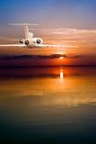 fluing солнце к Стоковое Изображение RF