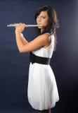 Fluitist Stock Afbeeldingen