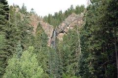 Flujo de la montaña Imagen de archivo libre de regalías