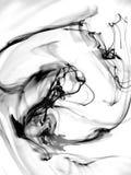 Flujo de la tinta Imagen de archivo libre de regalías