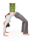 Flujo de trabajo flexible Foto de archivo libre de regalías