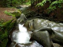 Flujo del río Imagen de archivo libre de regalías