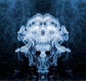 Flujo líquido del cráneo Fotos de archivo