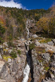 Flume Cascade, Crawford Notch State Park Stock Photos