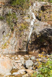 Flume Cascade, Crawford Notch State Park Stock Images