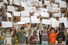 Fluminense x Gremio Arkivfoto