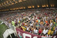 Fluminense x Gremio Stock Images