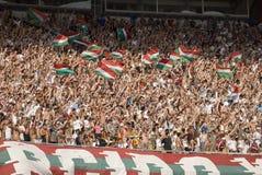 Fluminense X Palmeiras Stock Images