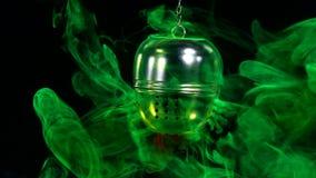 Fluorescein w wodzie royalty ilustracja
