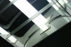 Fluorescencyjna lampa Obraz Royalty Free
