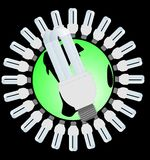 Fluorescent Stock Afbeeldingen