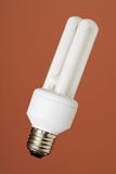 Fluorescent bulb Royalty Free Stock Photos