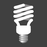 Fluorescent lamp Royalty Free Stock Images