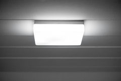 Fluorescent lamp Royalty Free Stock Photos