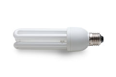 Fluorescent lamps Royalty Free Stock Photo