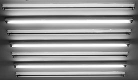 Fluorescent lamps Stock Image