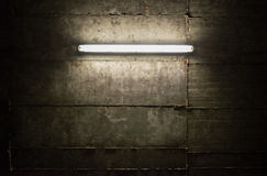 Fluorescent light Royalty Free Stock Photo
