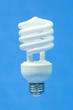Fluorescent Light Bulb Royalty Free Stock Photo