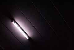 Fluorescent light Royalty Free Stock Photography