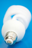 Fluorescent Light with Selective Focus Stock Images