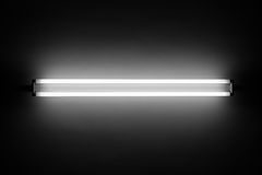 Fluorescent light Stock Photography