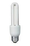 Fluorescent lightbulb Stock Images