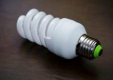 Fluorescent Lightbulb Royalty Free Stock Photos
