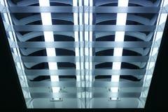 Fluorescente lamp Royalty-vrije Stock Foto's