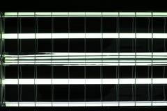 Fluorescente lamp Stock Afbeeldingen