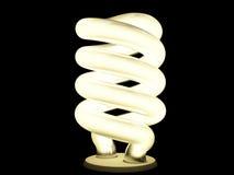 Fluorescente lamp Stock Foto's