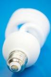 fluorescerande selektiv fokuslampa Arkivbilder