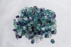 fluorite Foto de Stock Royalty Free
