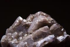 fluoryt krystaliczna kopalina Obraz Royalty Free