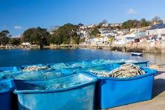 Flushing Cornwall Stock Images