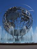 Flushing Meadows Fotografie Stock