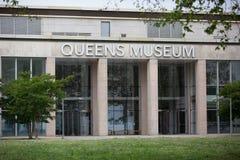 Flushing Meadows Corona Park Queens Museum fotos de archivo libres de regalías