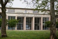 Flushing Meadows Corona Park Queens Museum imágenes de archivo libres de regalías