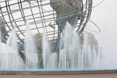 Flushing Meadows Corona Park Water Fountain imágenes de archivo libres de regalías