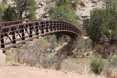 Flussüberquerung Stockfotografie