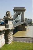 Fluss-Überfahrt Stockbild