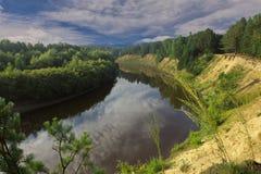 Fluss Lizenzfreies Stockbild